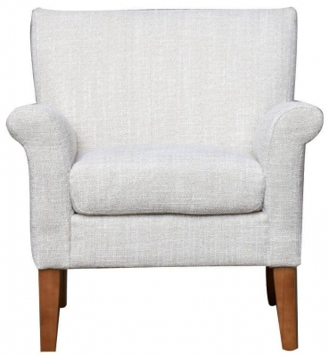 GFA Balmoral Natural Fabric Chair