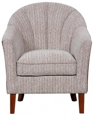 GFA Camden Wheat Fabric Chair