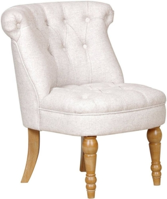 GFA Cotsworld Stone Fabric Chair