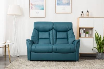 GFA Biarritz 2 Seater Sofa - Lagoon Plush