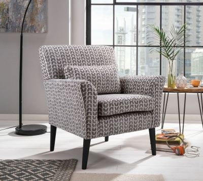 GFA Denton Fabric Accent Chair