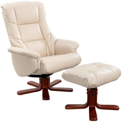 Buy GFA Shanghai Cream Bonded Leather Swivel Recliner  : 1 GFA Shanghai Cream Bonded Leather Swivel Recliner Chair from www.choicefurnituresuperstore.co.uk size 507 x 507 jpeg 111kB