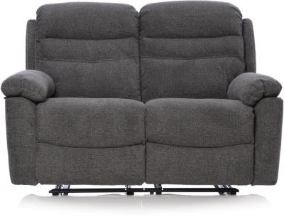 GFA Minnesota 2 Seater Fabric Recliner Sofa