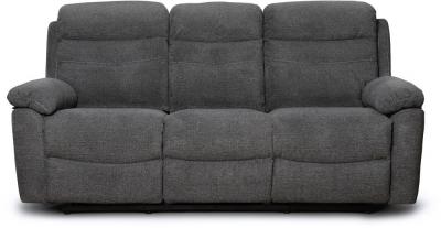 GFA Minnesota 3 Seater Fabric Recliner Sofa