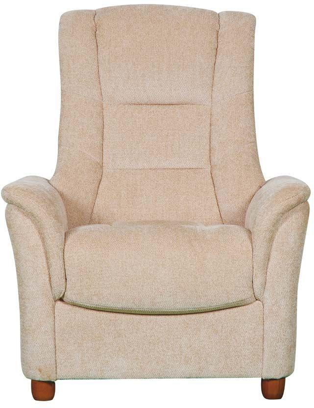 GFA ShangriLa Armchair - Beige Fabric