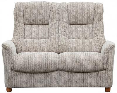 GFA Shangri La Wheat Fabric 2 Seater Sofa