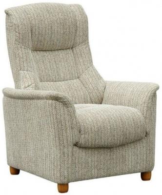 GFA Shangri La Wheat Fabric Fixed Chair