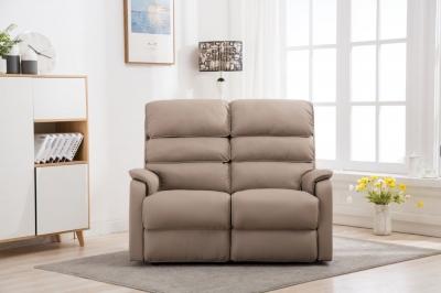 GFA Valencia 2 Seater Sofa - Pebble Plush