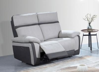 GFA Vermont 2 Seater Fabric Recliner Sofa