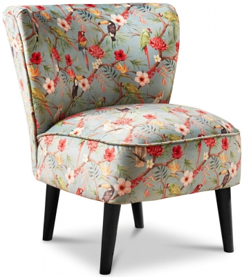 GFA Wilby Fabric Accent Chair - Shangri La