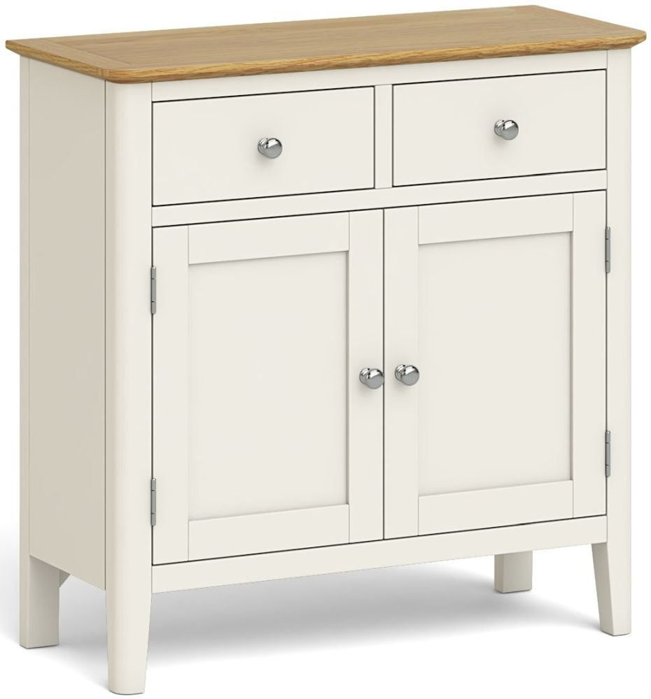 Product photograph showing Global Home Ascot Painted Small Sideboard