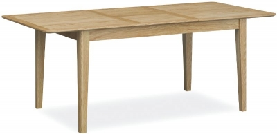 Bath Oak 150cm-200cm Extending Dining Table