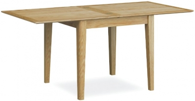 Bath Oak 85cm-170cm Extending Dining Table