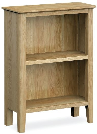 Global Home Bath Oak Small Bookcase