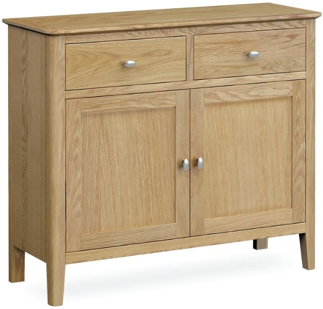 Global Home Bath Oak Small Sideboard