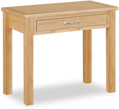 Global Home Burlington Oak Laptop Desk