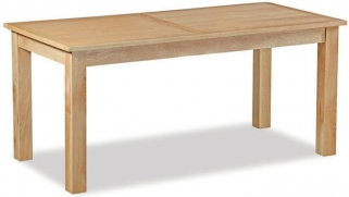 Global Home Burlington Oak Dining Table - Small Extending