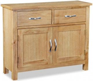 Global Home Burlington Oak Sideboard - Mini