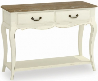 Global Home Charlotte Painted Console Table