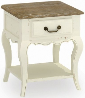 Global Home Charlotte Painted Lamp Table