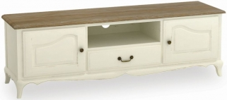 Global Home Charlotte Painted TV Unit - Large