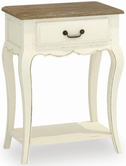 Global Home Charlotte Painted Telephone Table