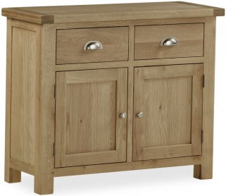 Global Home Cheltenham Oak Sideboard - Small