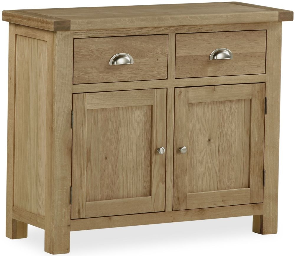 Global home cheltenham oak sideboard small Global home furniture uk
