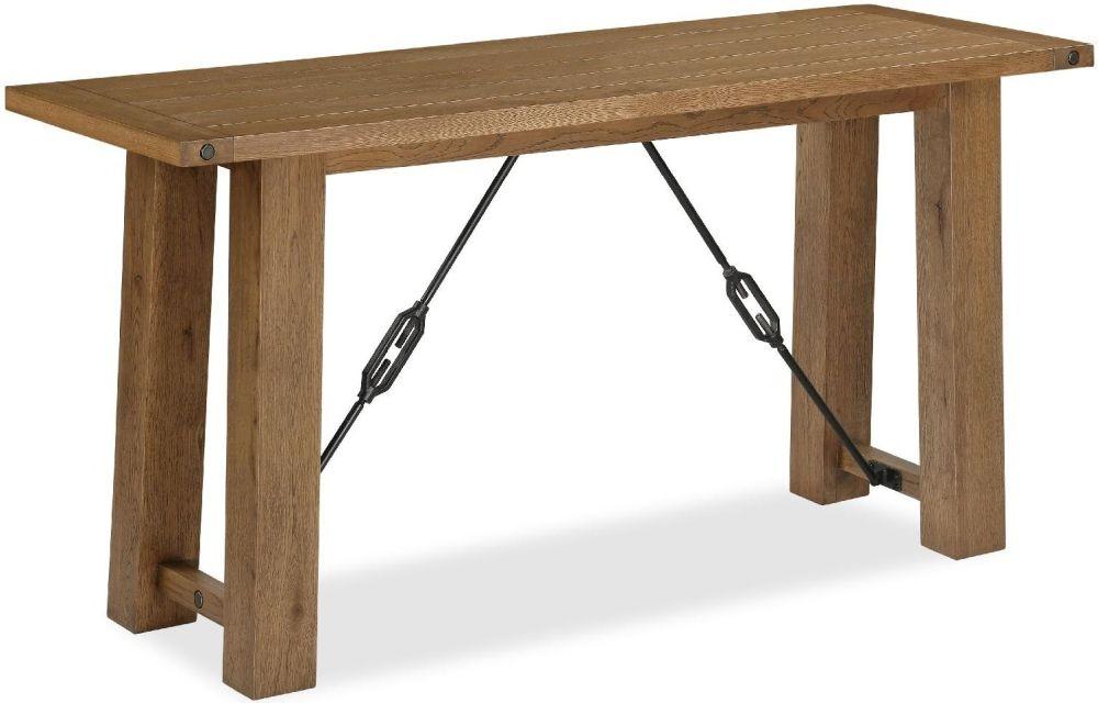 Global Home Chesapeake Oak Console Table