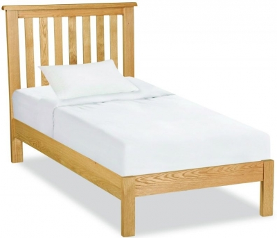 Global Home Cork Lite Oak Bed