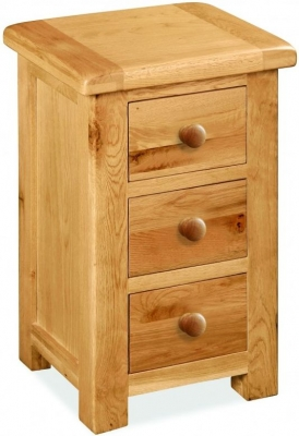Global Home Cork Oak Bedside Cabinet