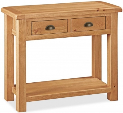 Global Home Cork Oak Console Table