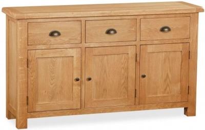 Global Home Cork Oak Large Sideboard