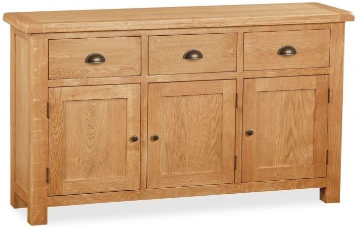Global Home Cork Oak Large Sideboard