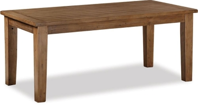 Global Home Cortona Fixed Large Dining Table