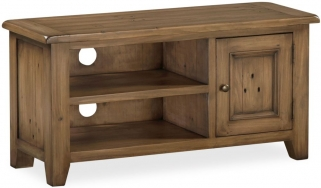Global Home Cortona Oak TV Unit - Small