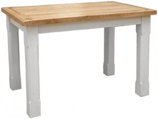 Global Home Cuisine Painted Dining Table - 120cm
