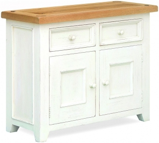 Global Home Cuisine Painted Sideboard - Small