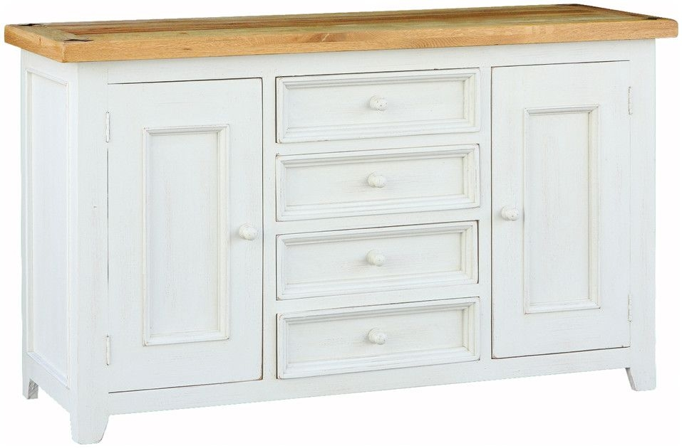 Global Home Cuisine Painted Sideboard - Large