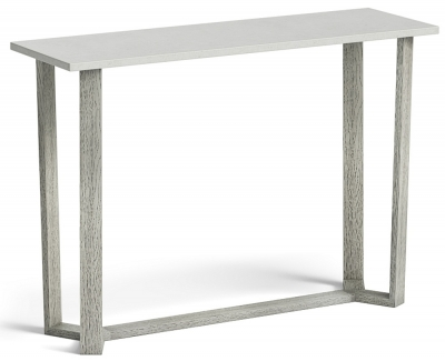 Global Home Docklands Grey Washed Console Table