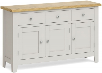 Global Home Guilford Painted 3 Door Sideboard