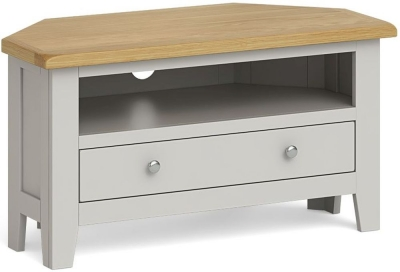 Global Home Guilford Painted Corner TV Unit