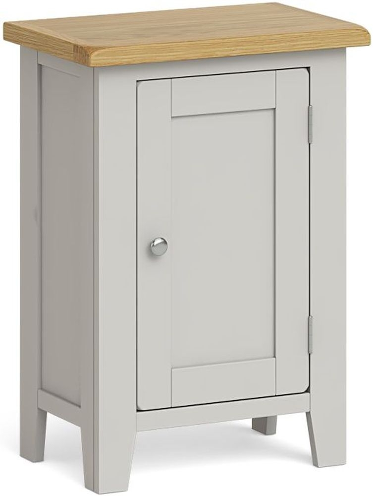 Product photograph showing Global Home Guilford Painted Single Cupboard