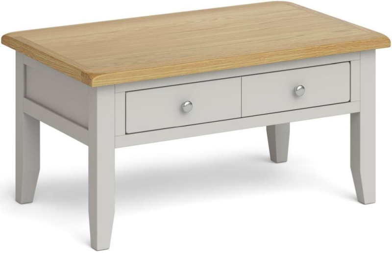 Global Home Guilford Painted Coffee Table