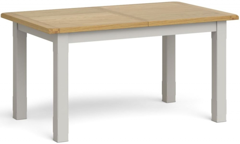 Global Home Guilford Painted Extending Dining Table