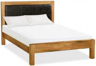 Global Home Houston Bed - Upholstered