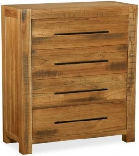 Global Home Houston Chest of Drawer - 4 Drawer