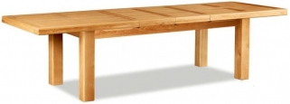 Global Home Imperial Oak Dining Table - Extending