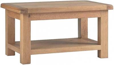 Global Home Lovell Oak Coffee Table