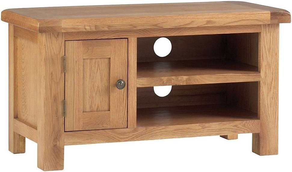 Global Home Lovell Oak TV Unit